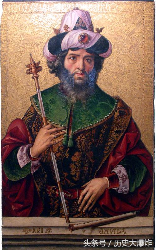 """犹太人最崇拜的大卫王是个什么人?据说他是""""被上帝所羔之人"""""""