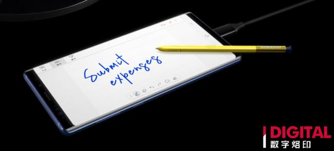 真实的人工智能技术终端设备—三星高档旗舰级Galaxy Note9不止于此