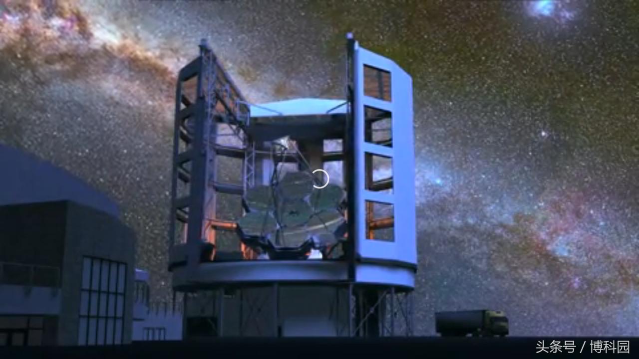 """大赞!智利巨型麦哲伦望远镜""""硬岩石挖掘""""开始了"""
