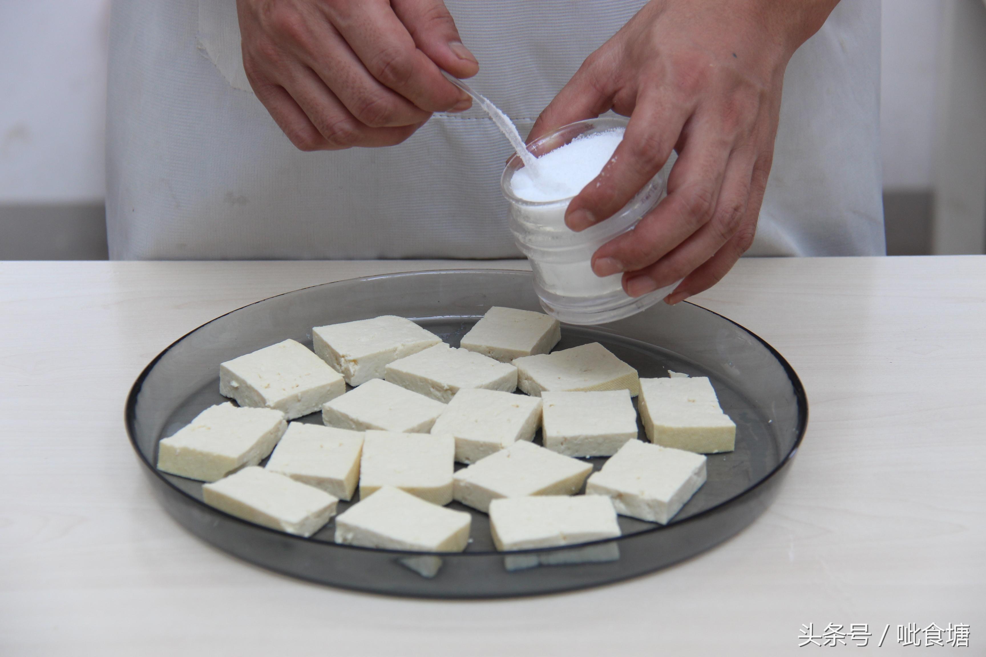 经典鲁菜锅塌豆腐 做法其实很简单 锅塌豆腐 第3张