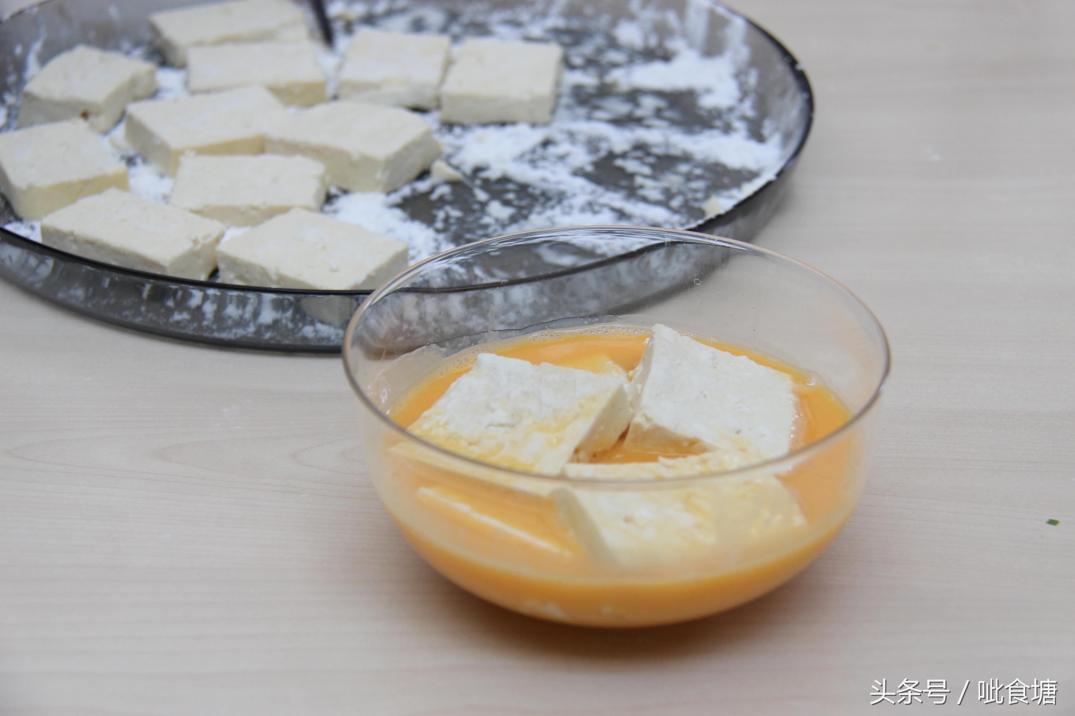 经典鲁菜锅塌豆腐 做法其实很简单 锅塌豆腐 第7张