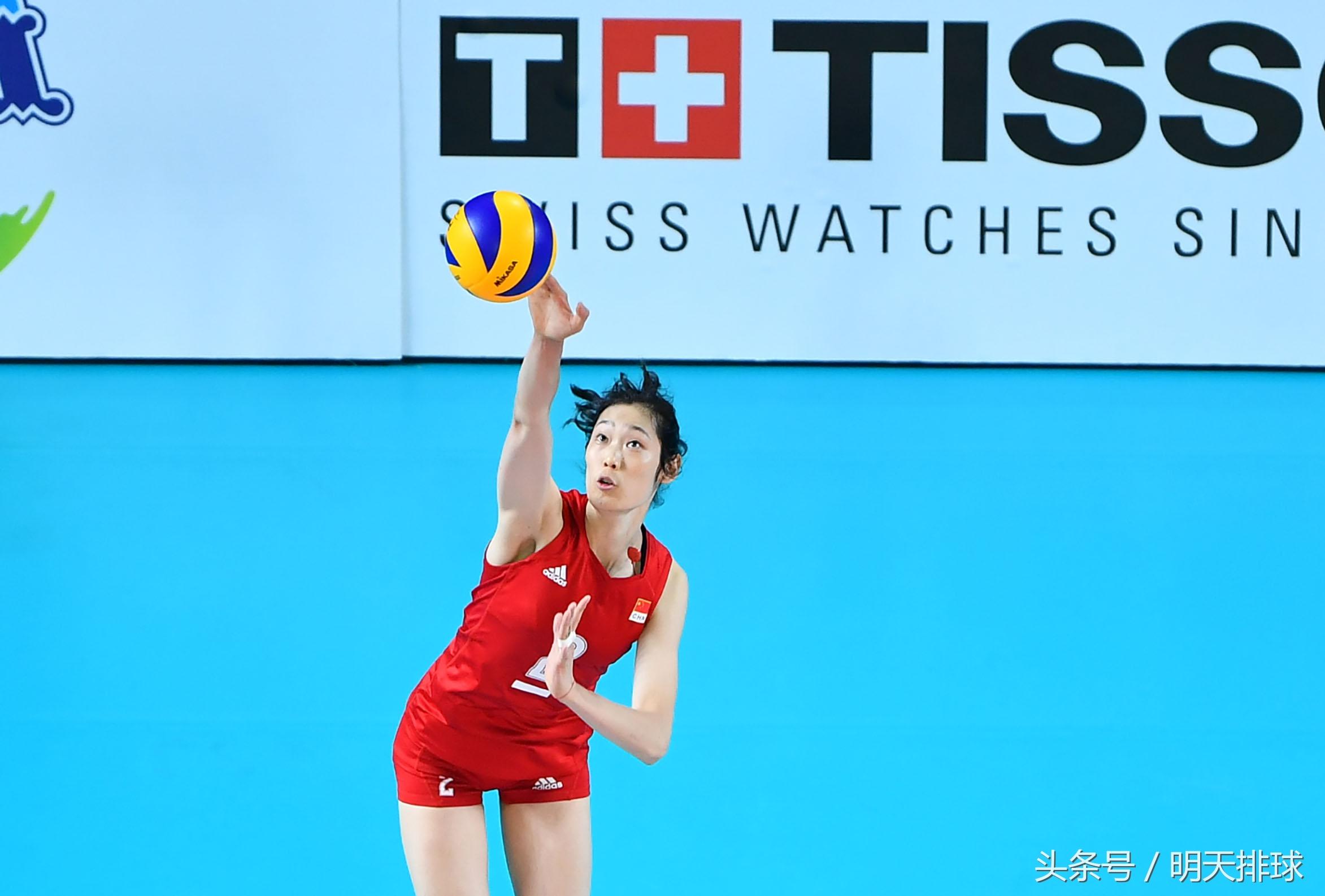 """央视""""5+""""直播:亚运会小组赛中国女排明天迎战中华台北"""