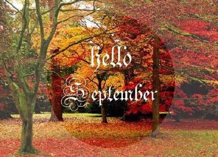 八月再见,九月,致自己,激励句子,总有一句适合你