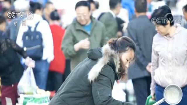 北方小伙伴对秋裤欲拒还迎 内蒙古和东北棉袄已不穿不行