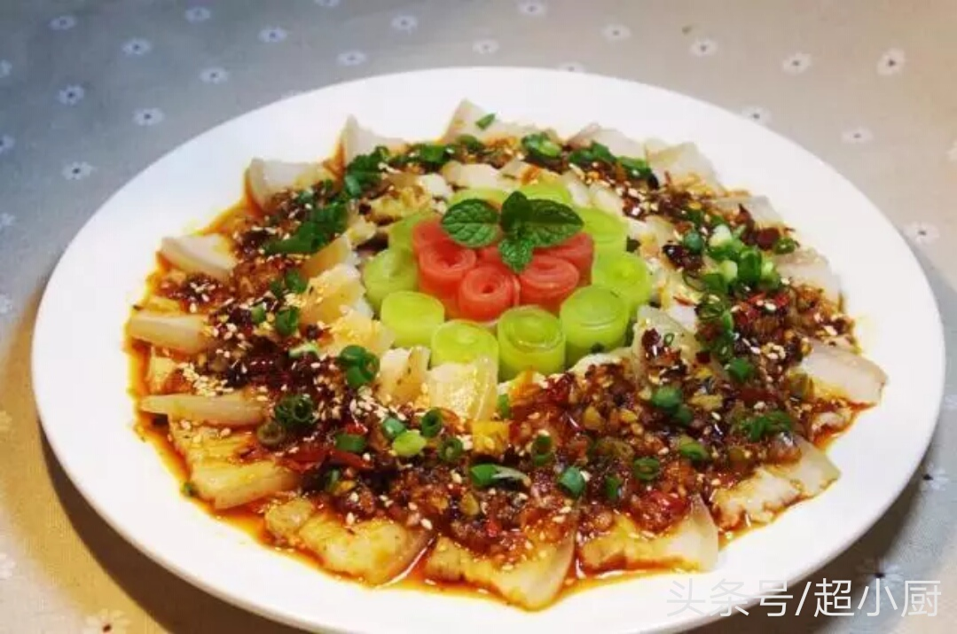 正宗川菜的18种香辣做法,吃上一口忘不掉!