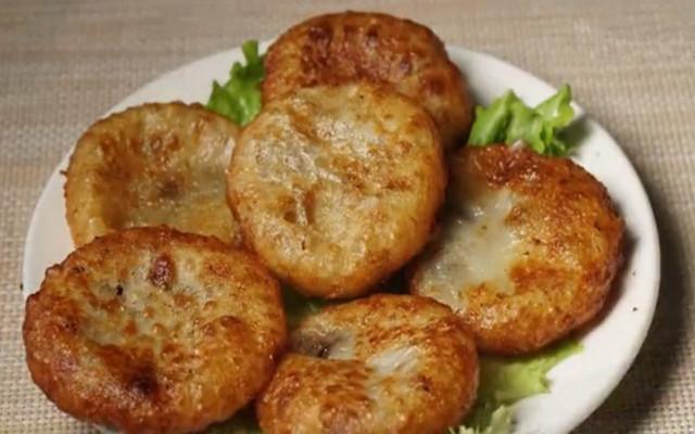 土豆饼的做法步骤图 简单又好吃 早餐首选