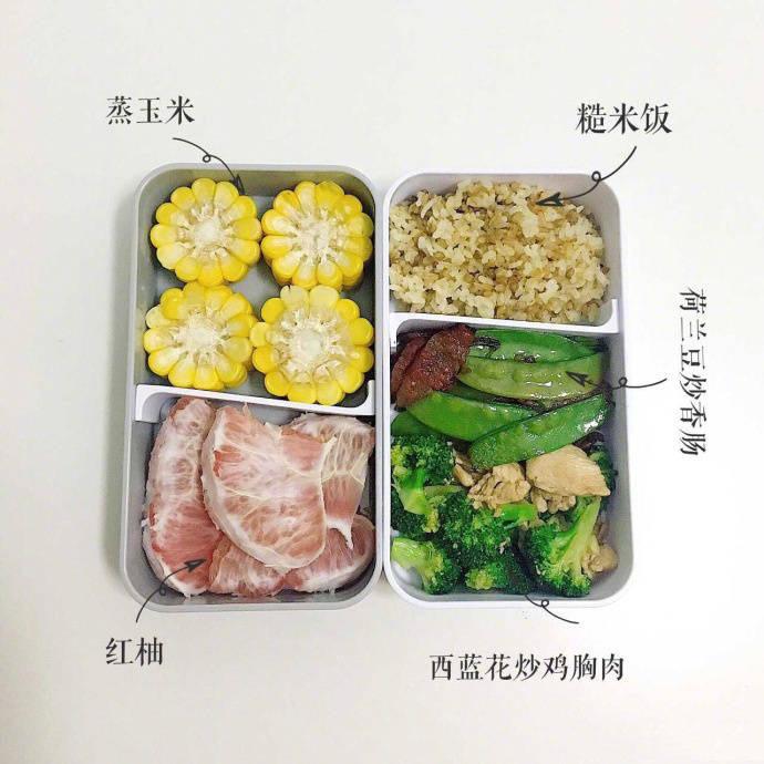 一周减脂餐食谱,每天不重样,一个月可以瘦10斤 减肥菜谱 第5张