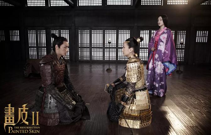 画皮二可谓赵薇和周迅的演技巅峰期了,一起来看她们曾经辉煌