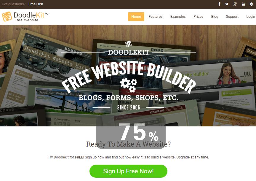 如何快速建立一个网站?五款建站的网站程序推荐,企业个人都适用