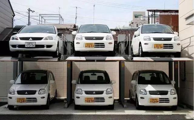 日本设计的停车场,完美解决停车难的问题,值得我们学习