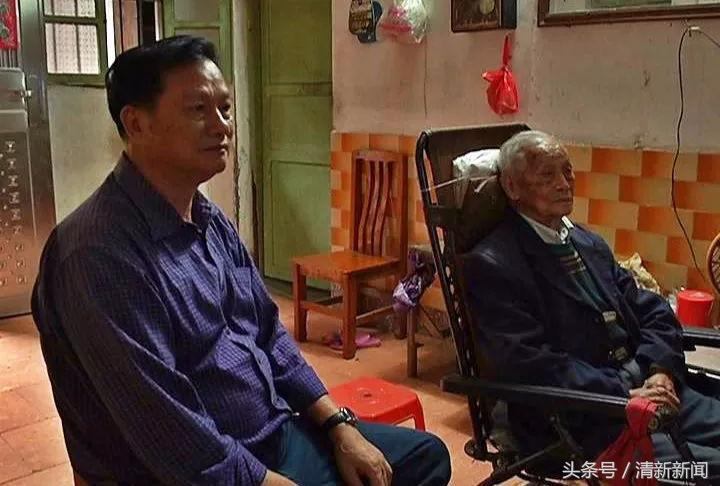 118岁和103岁!清新浸潭、三坑这两位百岁老人的长寿秘诀是什么?