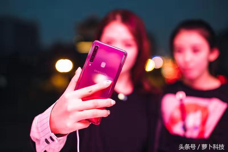 王者归来!三星发布GalaxyA系列手机新品,糖葫芦四摄抢眼