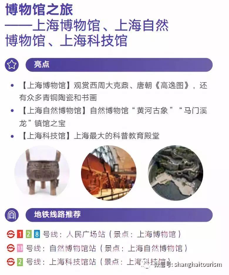 上海必游!沪推25条旅游精品线路,你最心仪哪条线?