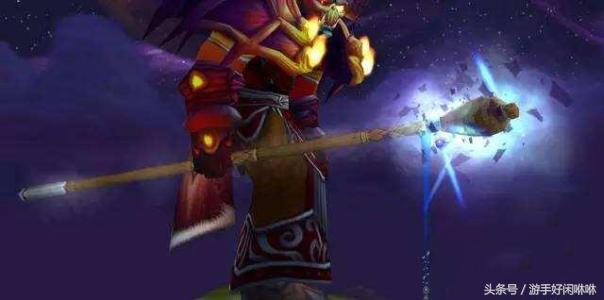 魔兽世界6款不易获取的武器,最后一把,暴雪说只给他一个人用