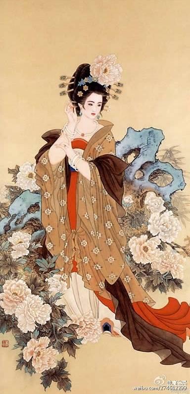 沉鱼落雁、闭月羞花:中国古代四大美女