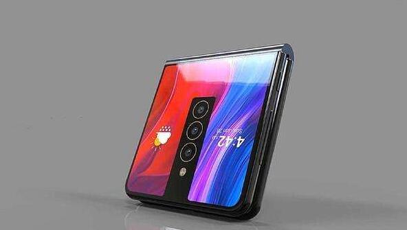 小米手机Mix Flex概念机曝出,不但是折叠屏還是双面屏?