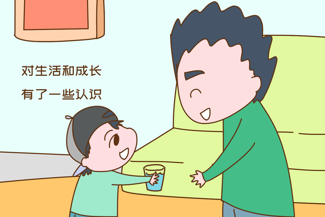 孩子要有了哪些经历,才能变得懂事,也开始理解父母?