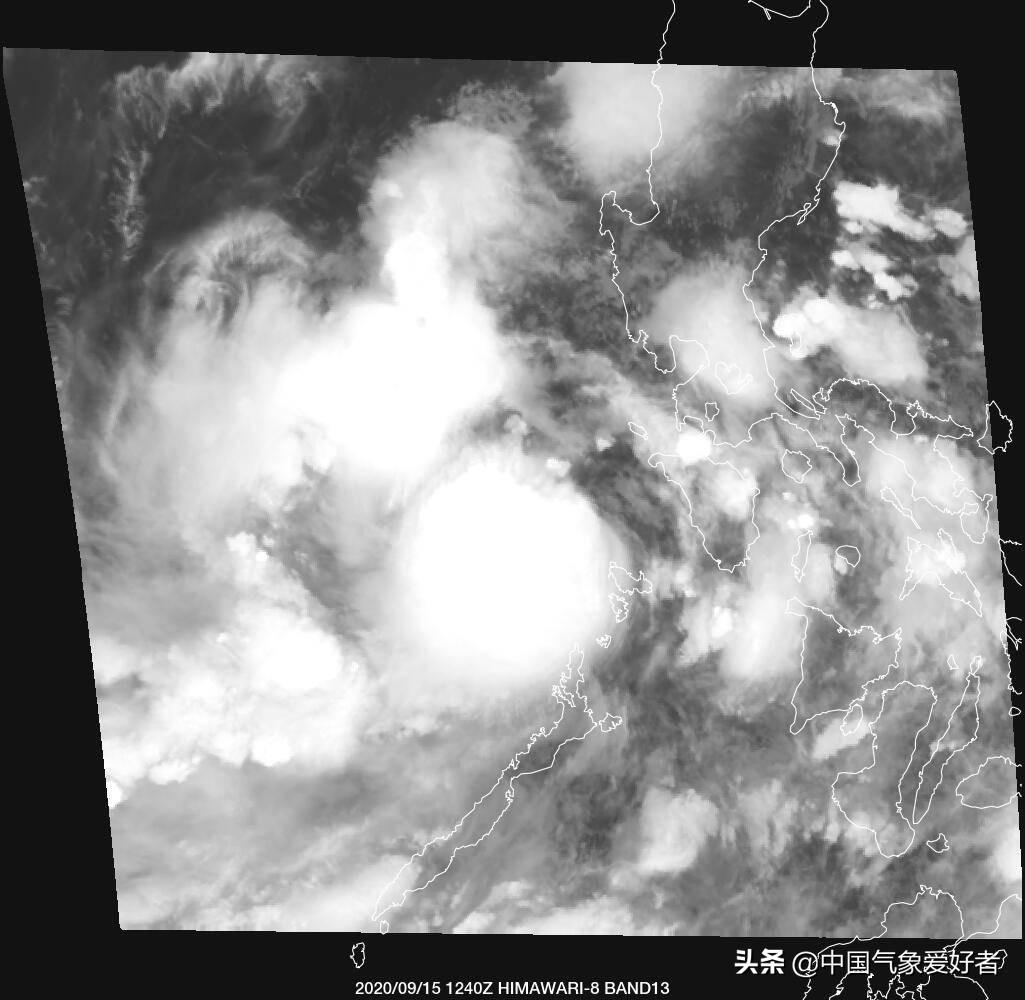 11号台风红霞生成,华南大风暴雨准备!权威预报:风雨席卷三天