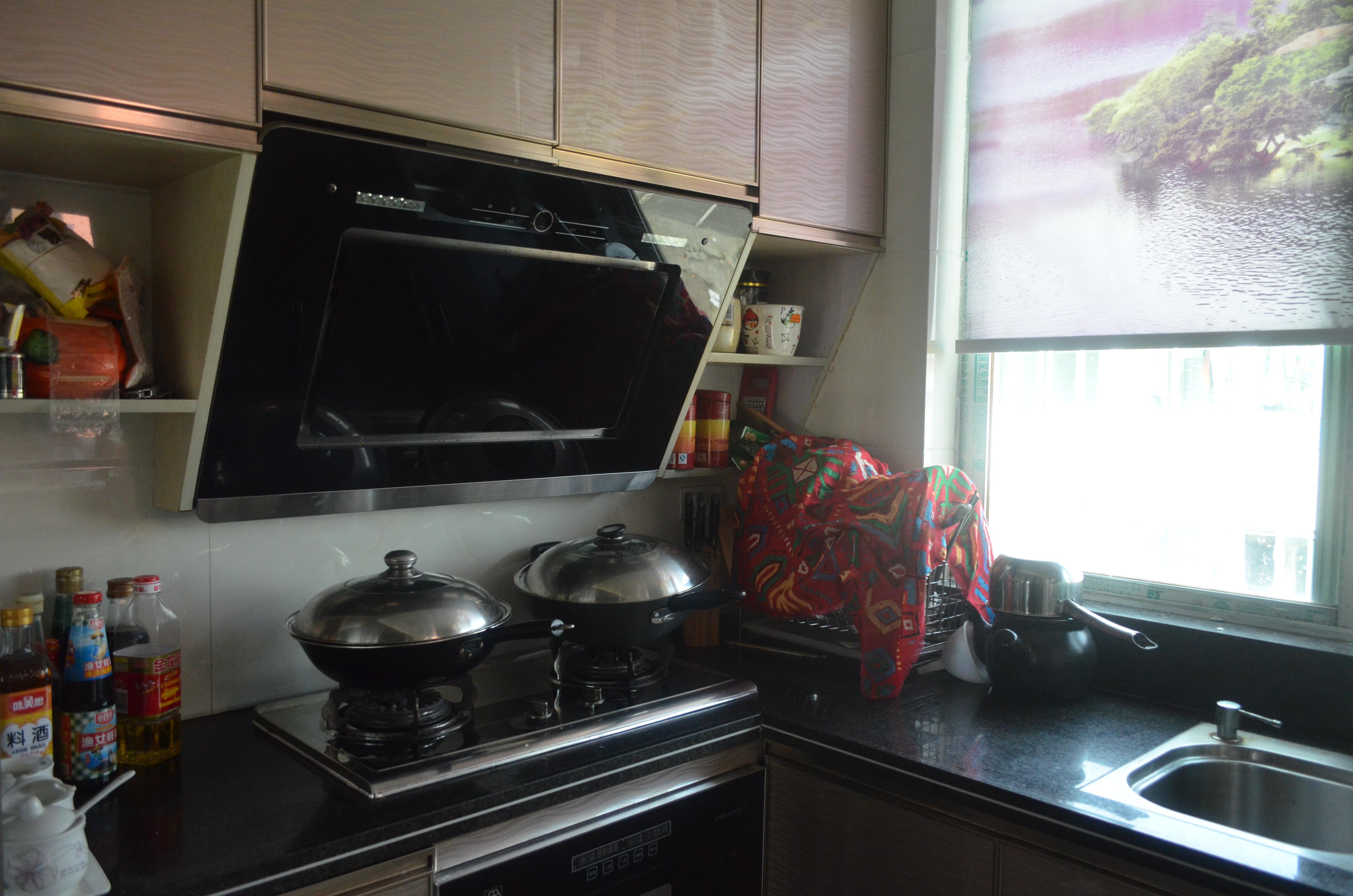 廚房油煙味重怎麼辦? 教你一個實用的方法,清爽不油膩,回家試試