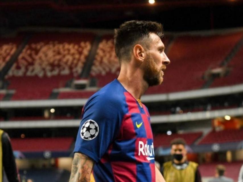 梅西进球效率大跌,11次射门难进一球,新赛季仅收获两个点球