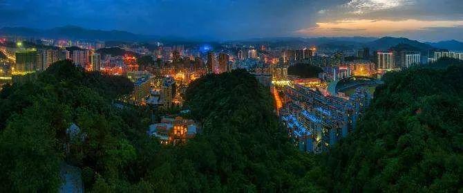 城市贵脉,心归百强 稀土之上,演绎峰层人生