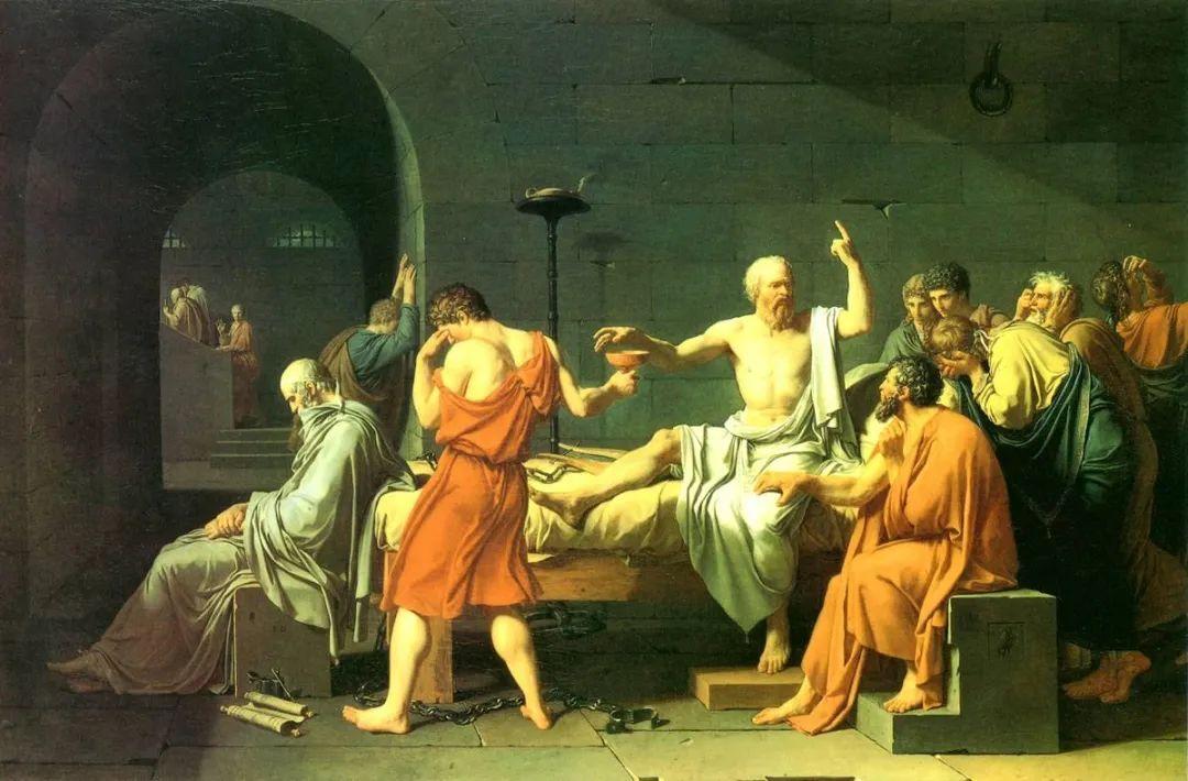 坤鹏论:苏格拉底和亚里士多德如何评价阿那克萨戈拉?-坤鹏论