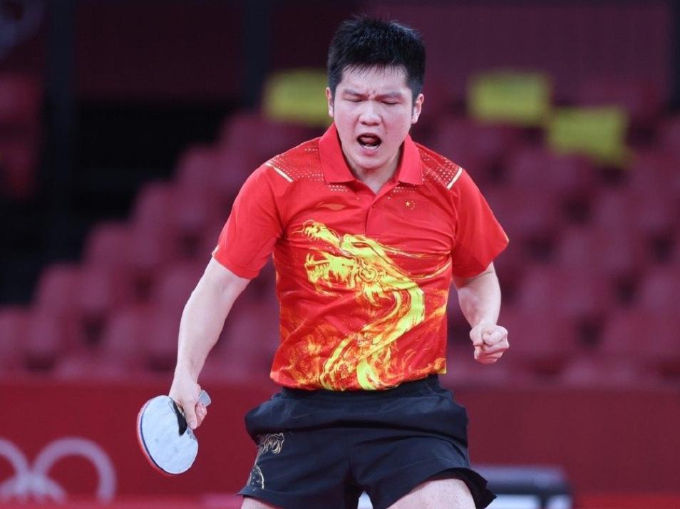 奧運會乒乓球男單8強全部產生! 樊振東迎宿敵,日本男乒全軍覆滅