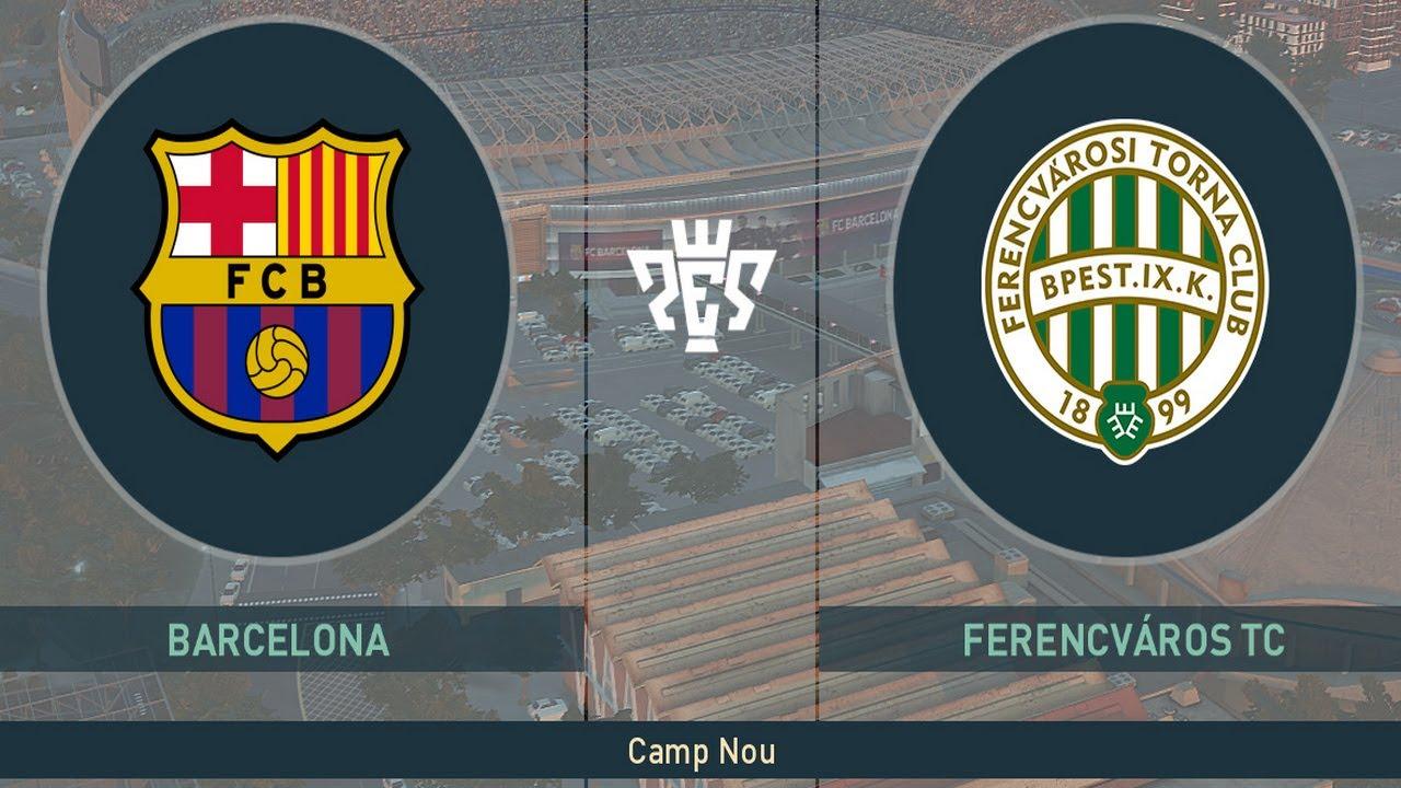 「欧冠杯前瞻」:巴塞罗那vs费伦茨瓦罗斯,巴塞罗那霸气归来