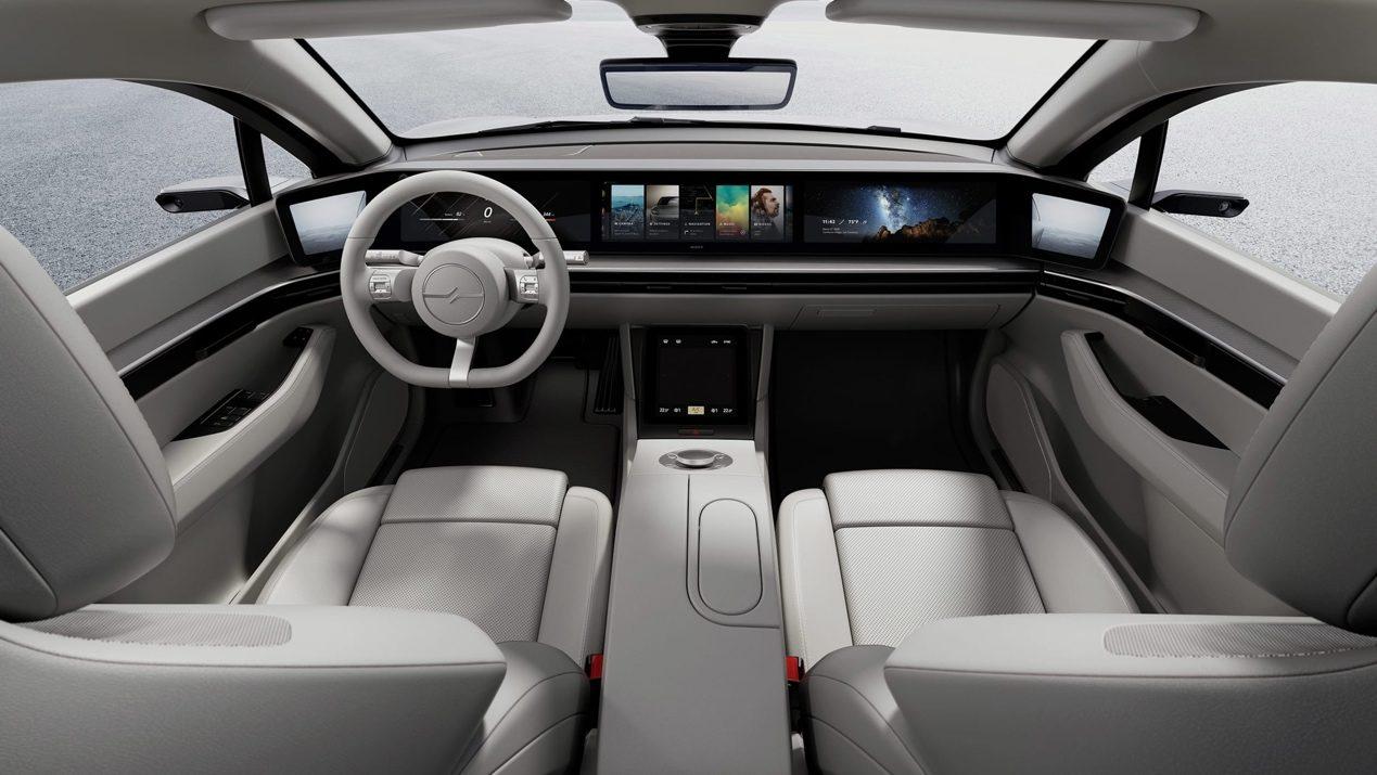 苹果Apple造车令人期待,但索尼Sony造车已上路测试