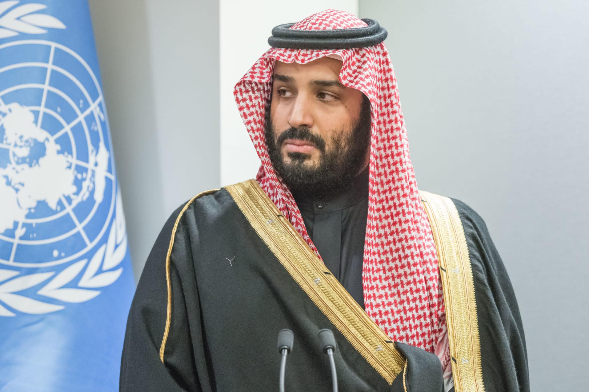 特朗普才不管沙特王储干过啥,只要买军火啥都行,国会都不敢反对