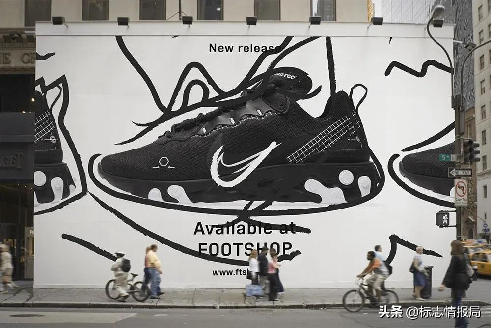 凌乱的时尚!运动鞋类商城 Footshop 更换新LOGO
