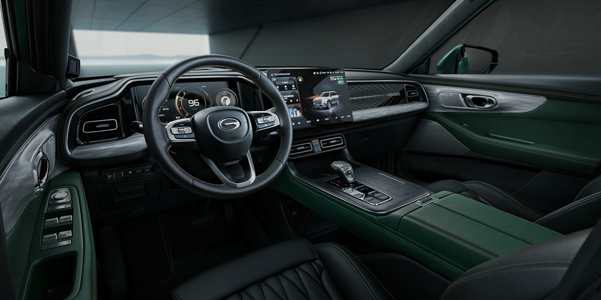 广汽传祺全新第二代GS8正式发布,全面越级品质值得期待