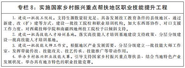 """国务院关于印发""""十四五""""就业促进规划的通知"""