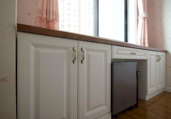 头一次见衣柜橱柜这样装,全屋定制家具果然靠谱,漂亮又省空间