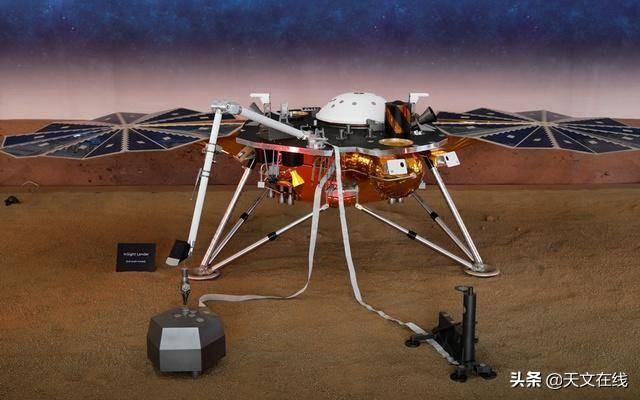 """多次被无情弹出的""""鼹鼠""""号是否能在火星上挖掘出其宜居的洞穴"""