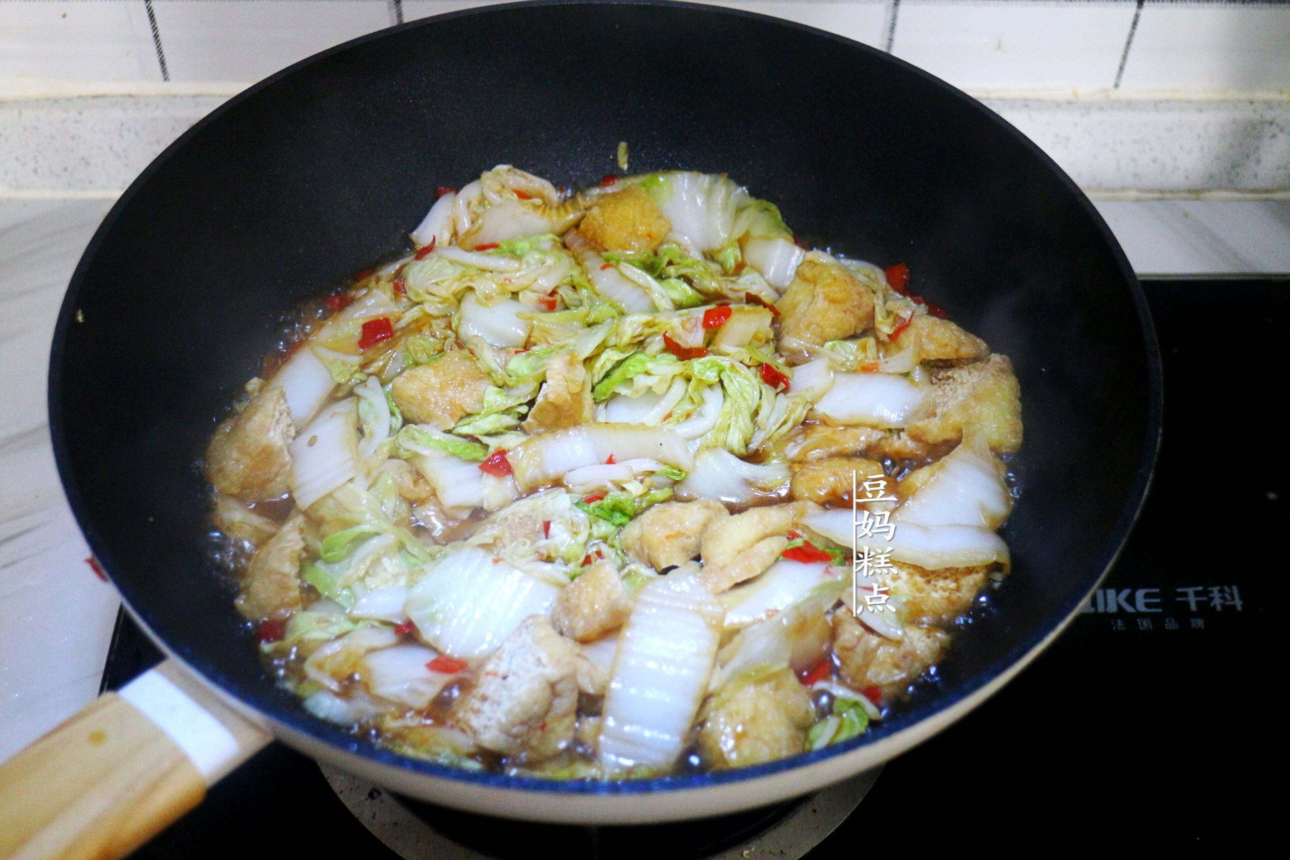 又一好吃的大白菜做法,花不到5塊錢,家常下飯