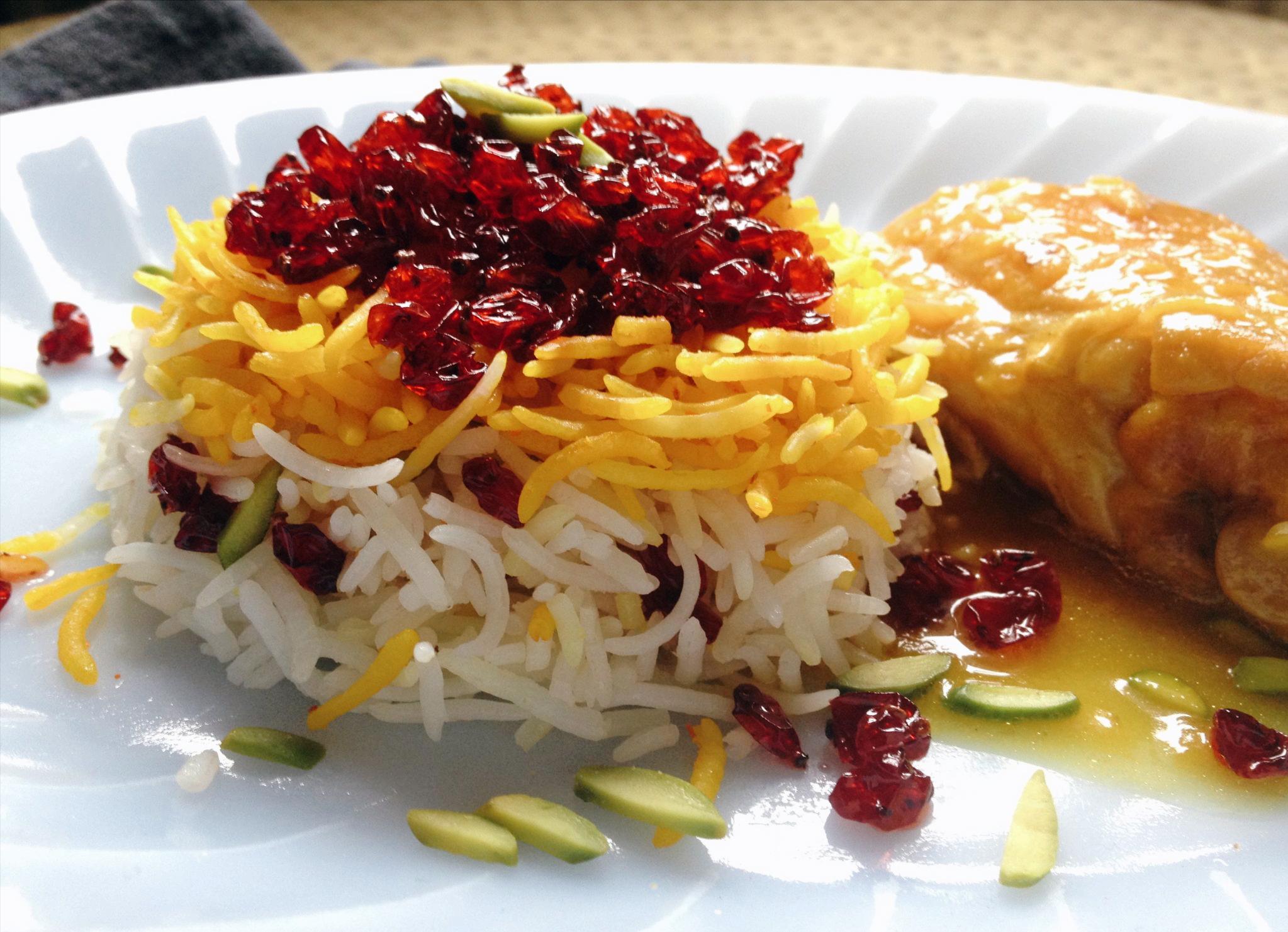 从波斯到伊朗,这些美食告诉你伊朗的饮食文化有多丰富