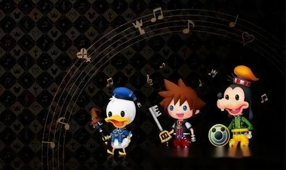 音乐动作游戏《王国之心:记忆旋律》简评:一曲流淌在心里的歌