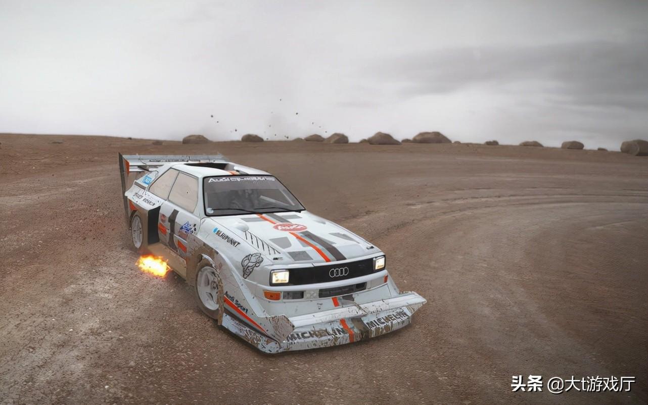 PC端最强六大高画质赛车竞速游戏,你都玩过吗?