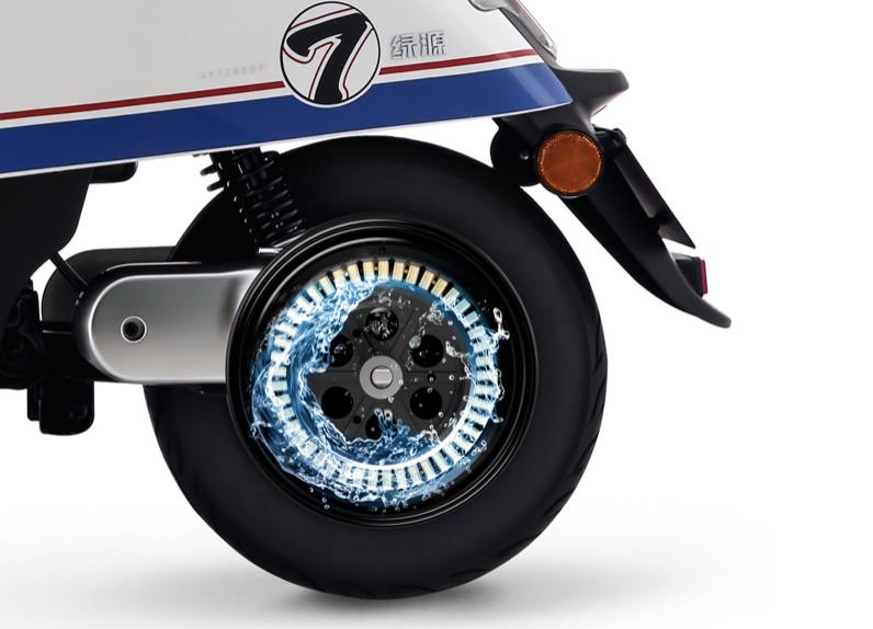 绿源Moda3评测:最大续航110公里,性能不输125cc摩托车