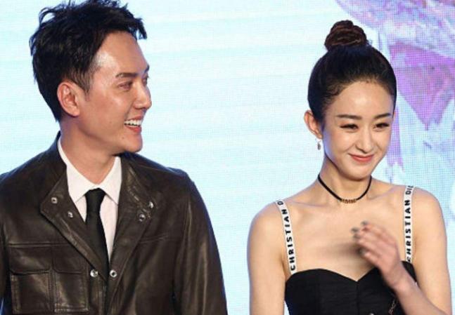 赵丽颖风波后首次发声,她无视陈妍希,是对陈晓夫妻莫大的尊重