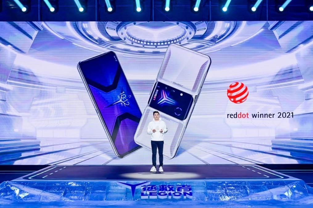 创新八指操控体系 拯救者电竞手机2 Pro发布3699元起
