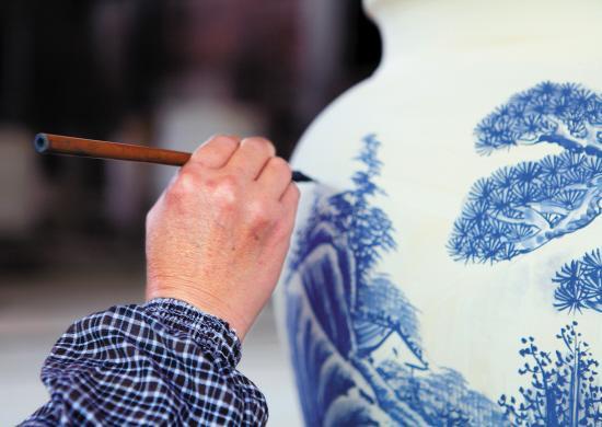 曾祥裕风水团队走进梅州大埔领略陶瓷文化的魅力