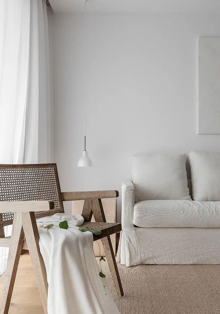 90㎡日式风格装修,让生活回归自然本质