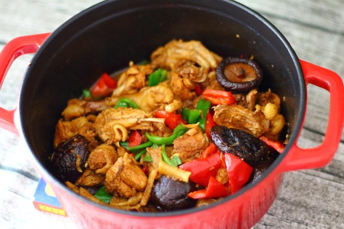 教你红烧鸡简单又好吃的方法,软烂多汁、鲜香入味,开胃又下饭! 美食做法 第15张