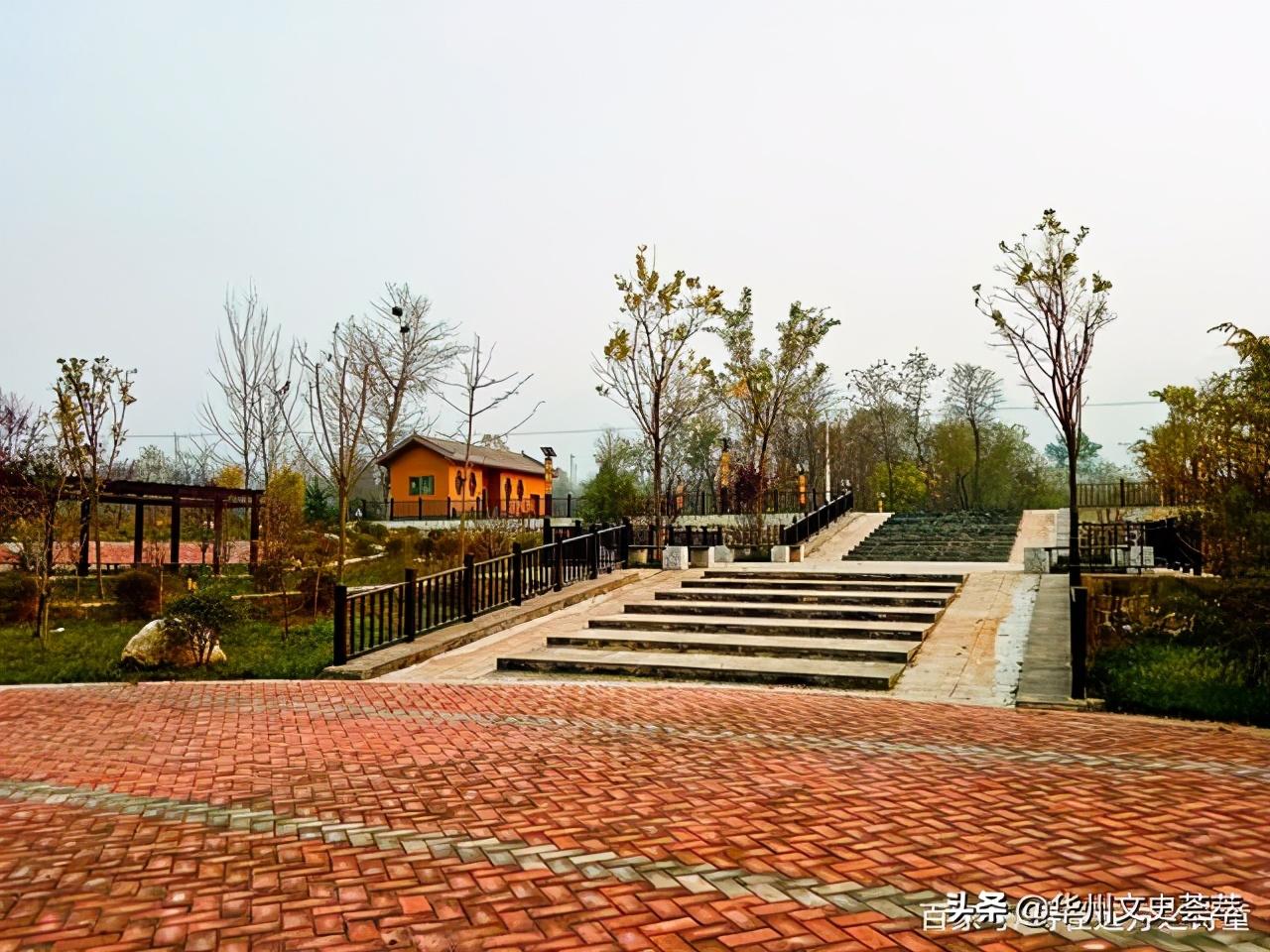 全国重点文物保护单位——华州高塘郭家庄小庙