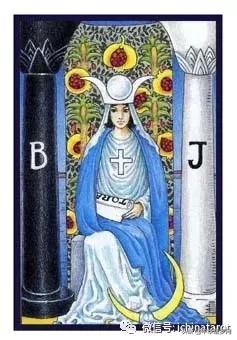 女祭司逆位的感情代表什么-女祭司是什么意思图1