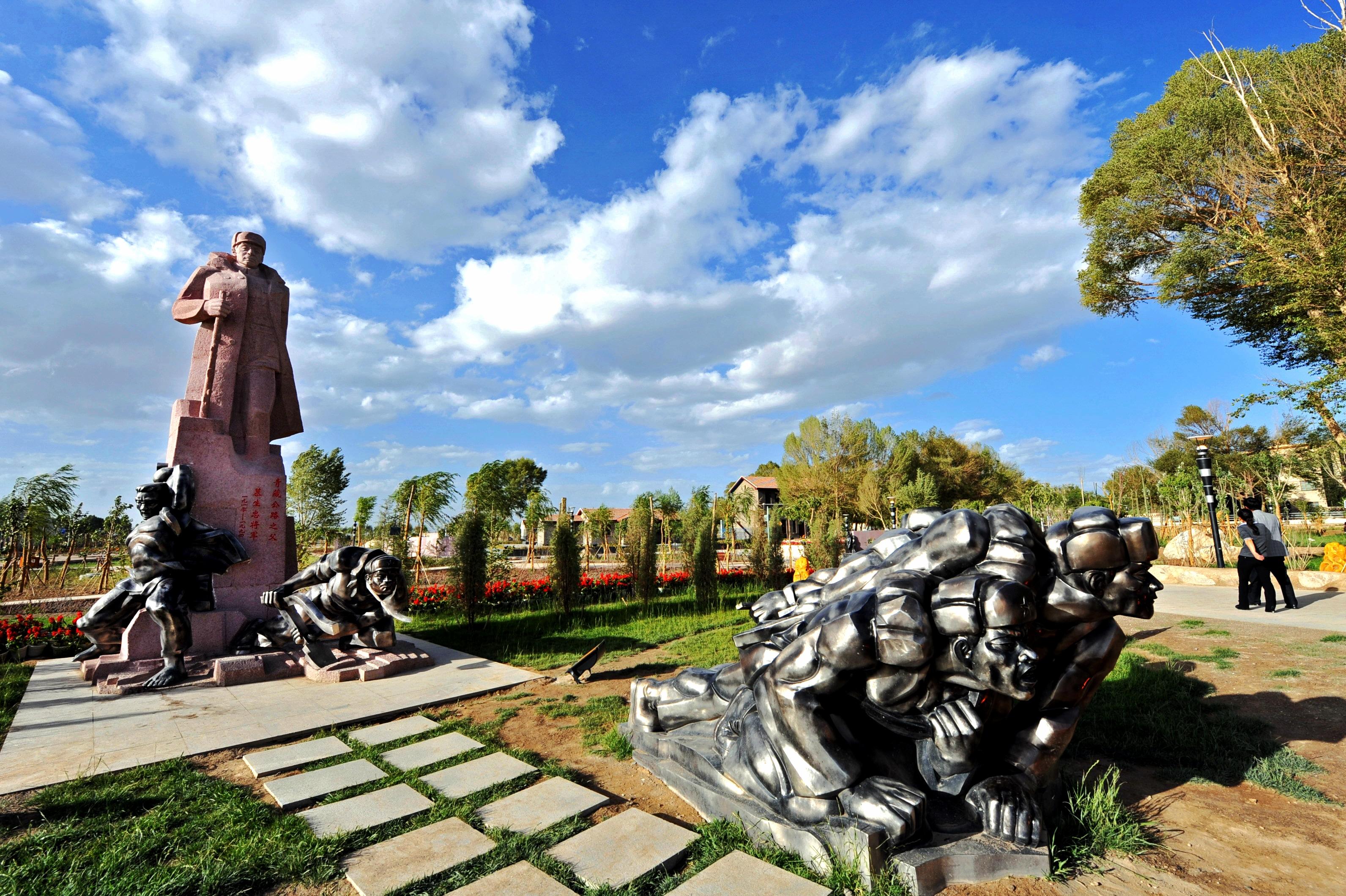 格尔木,世界上面积最大城市,因青藏公路诞生,通向世界屋脊