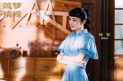 中国电视好演员入围名单公布:杨颖、赵丽颖等人在其中,杨幂落榜