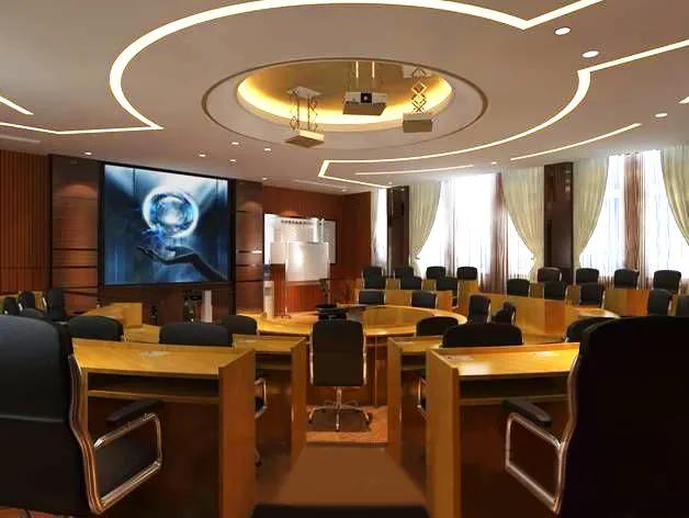 智慧教室 | 完善智能化互動空間,創造新型教學環境